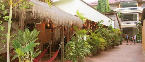 Green Town Guesthouse - Tỉnh Xiêm Riệp