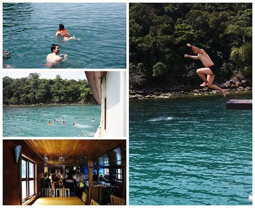 Những hoạt động giải trí ở đảo Koh Rong