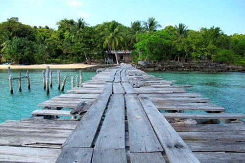 Đảo Koh Rong Campuchia quyến rũ