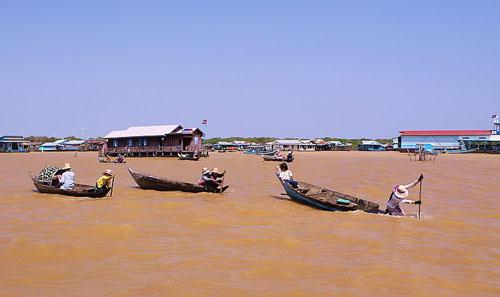 Bien Ho Campuchia