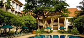 Khách sạn 5 sao Campuchia – Raffles Hotel Le Royal