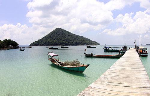 Đảo Koh Rong Sanloem