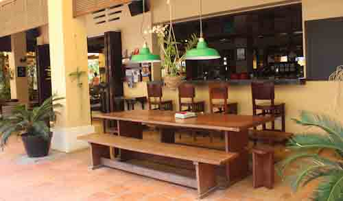 Nha hang Campuchia