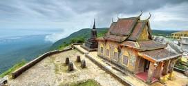 Ta??n ba�� trA?n nA?i Bokor – Campuchia