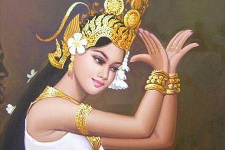 Vu dieu Apsara