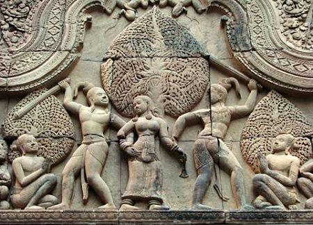 Kiến trúc Khmer