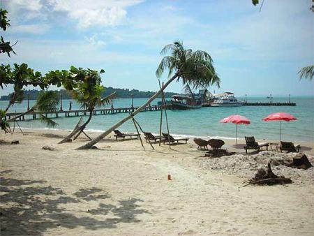 Bãi biển Sihanouk ville
