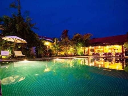 Khách sạn 3 sao Campuchia - Phka Villa Hotel