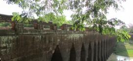 Kampong Kdei, cây cầu trên 1000 tuổi tại Campuchia