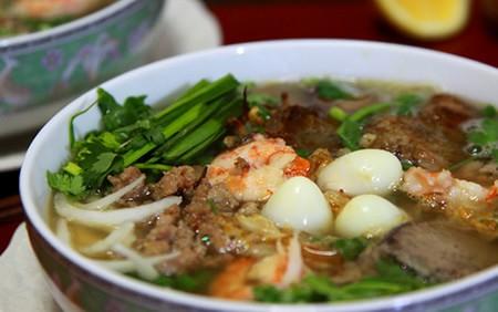 Mon ngon Campuchia - Hủ tiếu Nam Vang