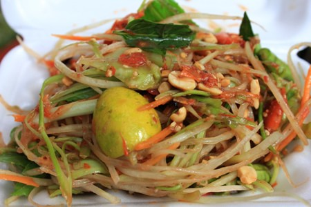 Mon ngon Campuchia