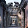 Ngoi den Preah Khan