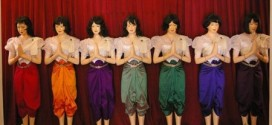 Trang phục Truyền thống tại Campuchia