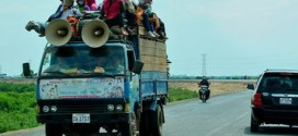 Độc đáo giao thông Campuchia