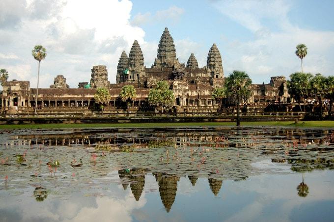 Angkor Wat điểm du lịch không thể bỏ lỡ