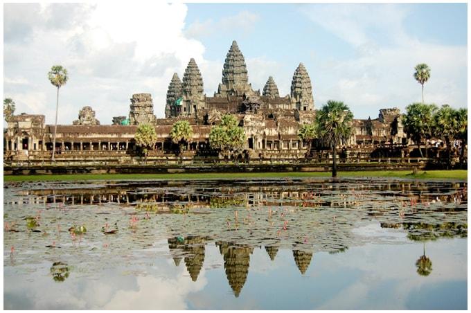 Quần thể di tích Angkorwat