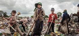 Cuộc sống trên bãi rác khổng lồ