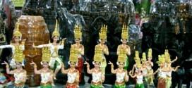 Chợ đêm Siem Reap có gì?