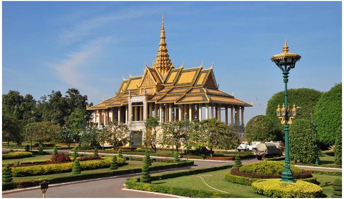Campuchia- Đất nước của những ngôi chùa