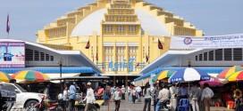 Sang Phnom Penh mua sắm