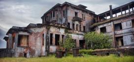 Khách sạn kì bí Bokor Palace
