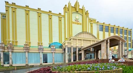 Bokor được xây dựng lại thành khu nghỉ dưỡng phức hợp Thansur Bokor 5 sao