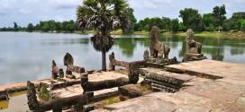 Hồ nước Srah Srang Campuchia