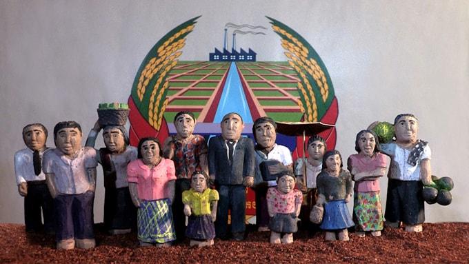 Bộ phim The missing picture của đạo diễn Rithy Panh mang về cho điện ảnh Campuchia đề cử Oscar đầu tiên