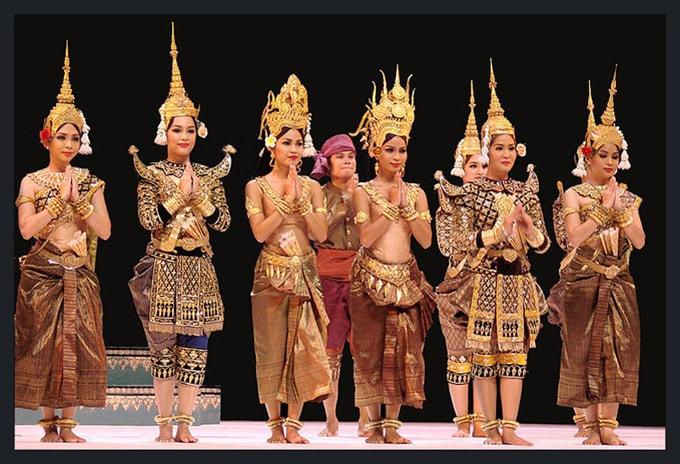 Sự kiện sẽ diễn ra chương trình biểu diễn nghệ thuật của Campuchia