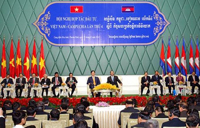 Việt Nam- Campuchia tăng cường hợp tác
