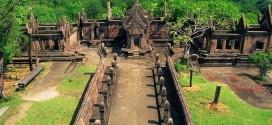 Thanh bình Preah Vihear