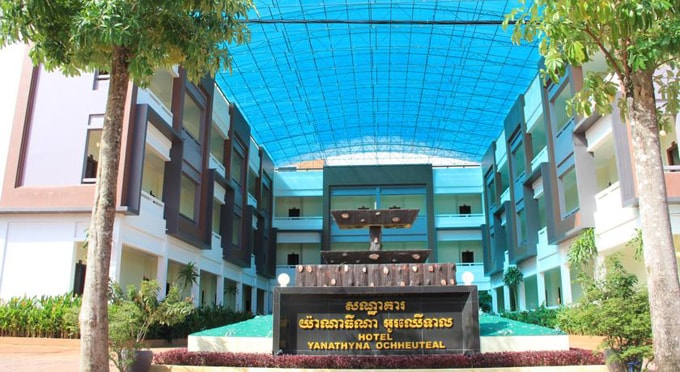Sihanouk Ville Plaza Hotel-min