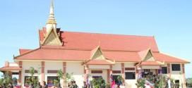 Việt Nam tài trợ công trình Trường Công binh Campuchia