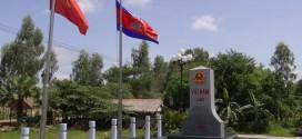 Khánh thành cột mốc biên giới Việt Nam – Campuchia