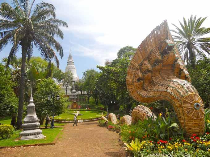 Chùa Wat Phnom-min
