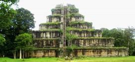 4 khu đền cổ kính ở bên ngoài Angkor Wat