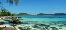 3 hòn đảo đẹp như thiên đường ở Campuchia
