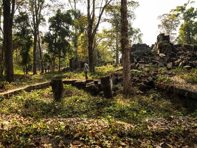 Phát hiện tàn tích của đế chế lớn nhất thế giới ở Campuchia-min