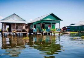 Những trải nghiệm thú vị ở Biển Hồ Campuchia