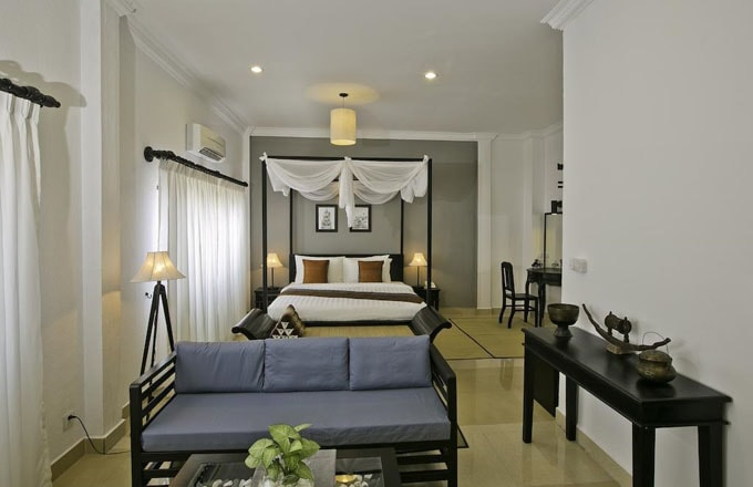 Cyclo d'Angkor Boutique hotel-min