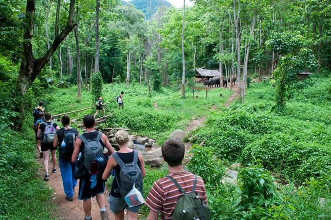 Khu du lịch sinh thái Chambok-min